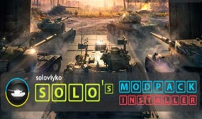 Solo's Easy ModPack wot 1 4 0 0